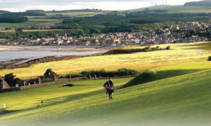 18-hole golf course in Stonehaven
