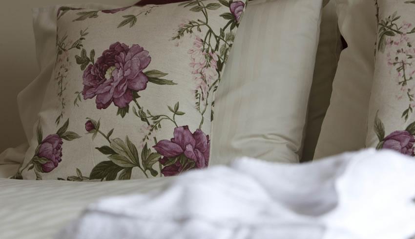 Comfortable en-suite bedrooms