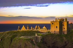 How Hollywood Loves Dunnottar Castle